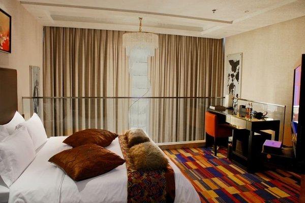 Nine Point International Hotel Chengdu - фото 1