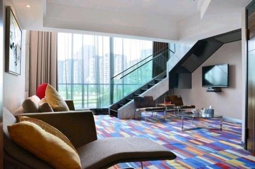 Nine Point International Hotel Chengdu - фото 14