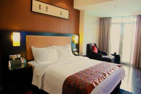 Nine Point International Hotel Chengdu - фото 2