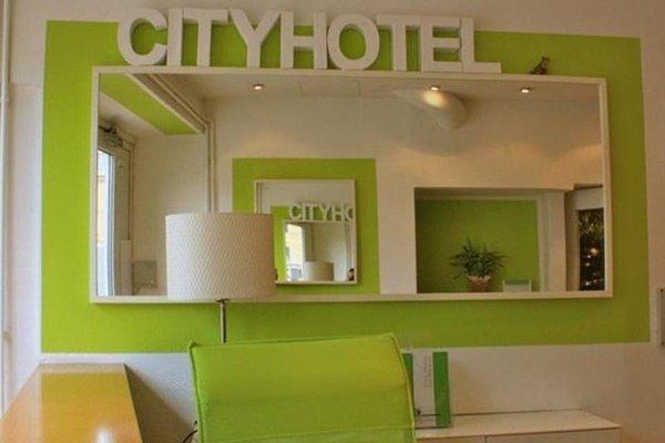 City Hotel zum Domplatz - фото 20