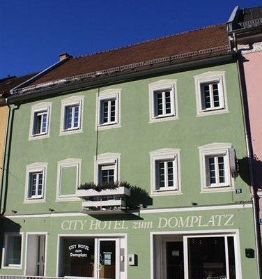 City Hotel zum Domplatz - фото 23