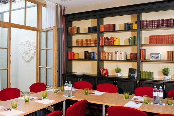 Best Western Premier Hotel Kaiserhof Kitzbuhel - фото 12
