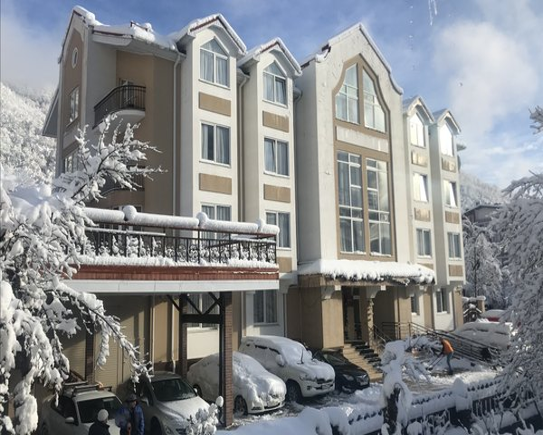Отель Фламинго - фото 13