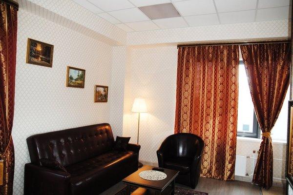 Отель ИЛАРОТЕЛЬ - фото 16