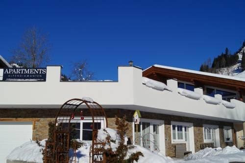 Apartments Alpendiamanten - фото 23