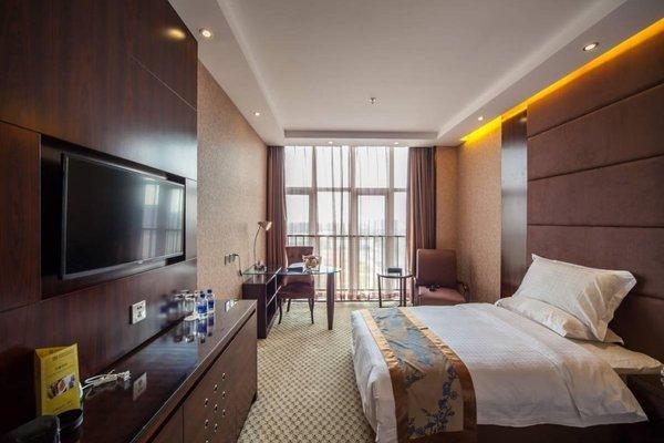 Hongrui Grand View International Hotel, Houshayu