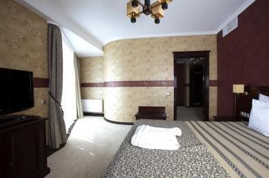 Отель Президент - фото 1