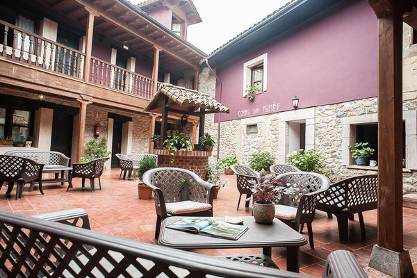 Hotel Casona de Mestas - фото 16