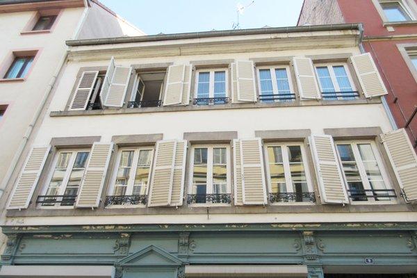 Charmant Appartement au Quartier Gare - фото 10