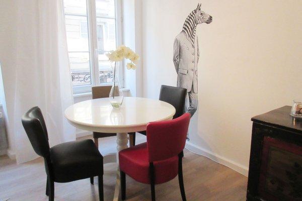 Charmant Appartement au Quartier Gare - фото 18