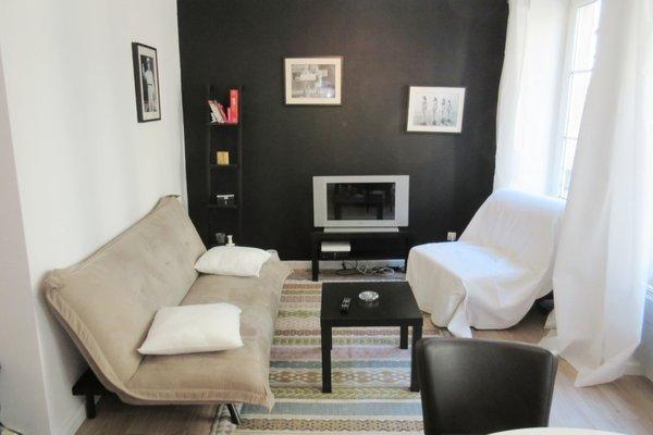 Charmant Appartement au Quartier Gare - фото 21