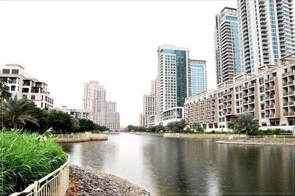 Dubai Apartments - The Greens - Golf Tower - фото 8