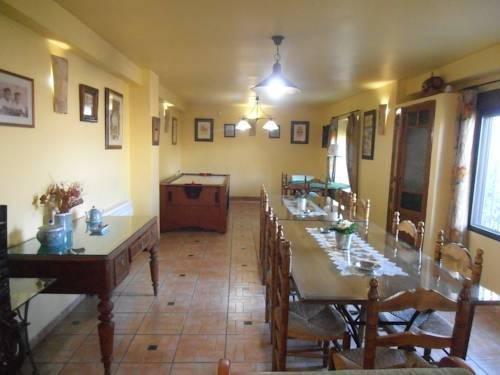 Alojamiento Rural Torre Hueca - фото 11