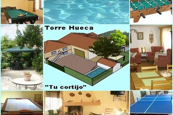 Alojamiento Rural Torre Hueca - фото 13