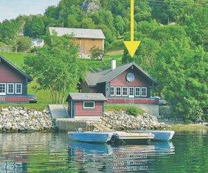 Holiday home Åkra Åkra I Sunnhordaland Kyrping Norway