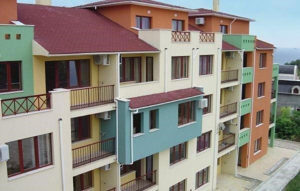 Apartment Varna Meeresgarten III - фото 8