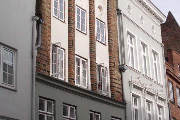 Atelierwohnung im Altstadthaus - фото 26