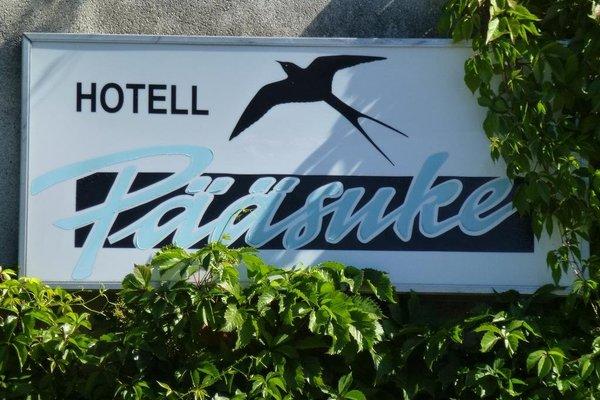 Hotell Paasuke - фото 21