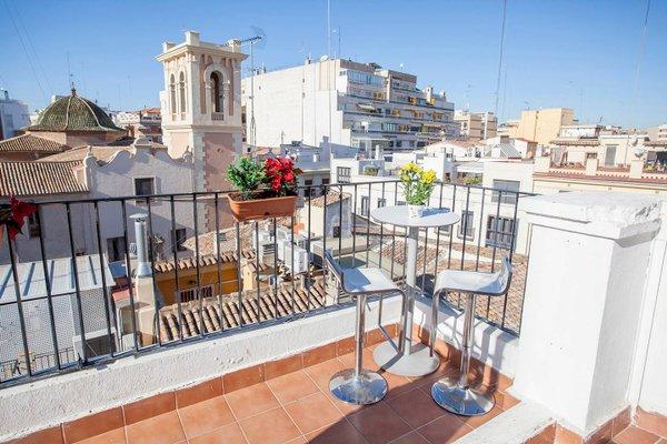 Apartamento Centro de Valencia Old Town - фото 22