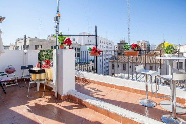 Apartamento Centro de Valencia Old Town - фото 23