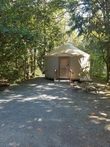 Photo of Tall Chief Camping Resort Yurt 5