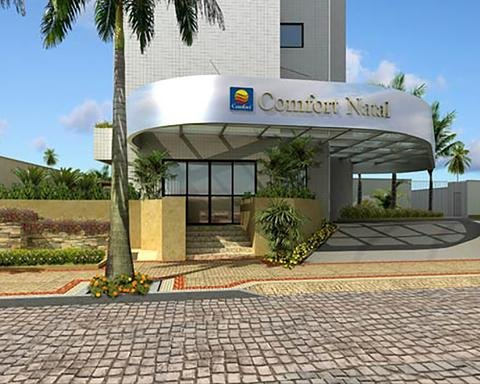 Comfort Hotel & Suites Natal - фото 17