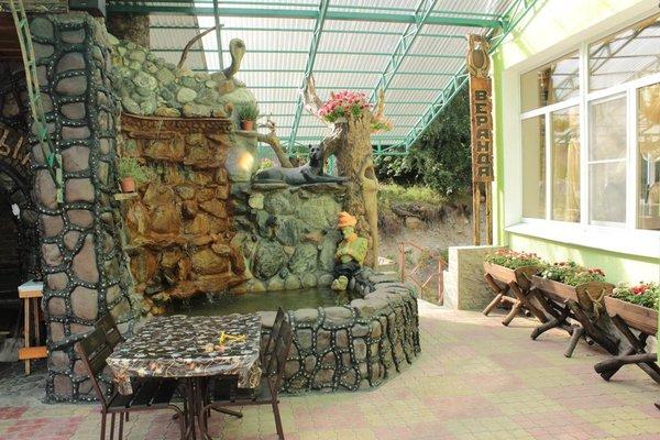 Гостиница Кристалл - фото 15