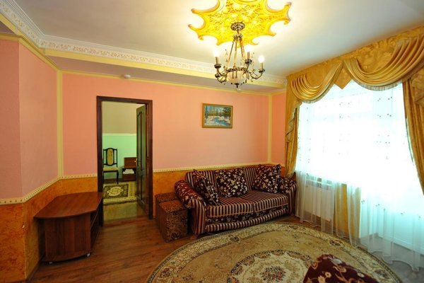 Гостиница Кристалл - фото 16