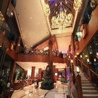 Seaview Gleetour Hotel Shenzhen (Former Seaview OCity Hotel Shenzhen) - фото 12
