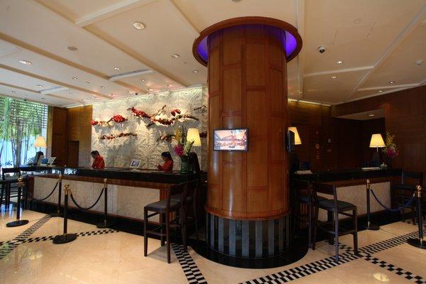 Seaview Gleetour Hotel Shenzhen (Former Seaview OCity Hotel Shenzhen) - фото 14