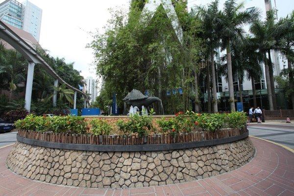 Seaview Gleetour Hotel Shenzhen (Former Seaview OCity Hotel Shenzhen) - фото 21