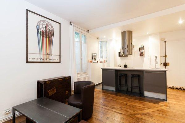 Luxury and Comfort Studio Porte Maillot - фото 1