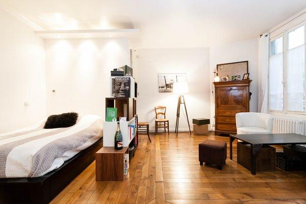 Luxury and Comfort Studio Porte Maillot - фото 2