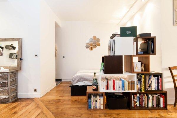 Luxury and Comfort Studio Porte Maillot - фото 3