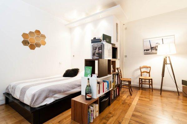 Luxury and Comfort Studio Porte Maillot - фото 4