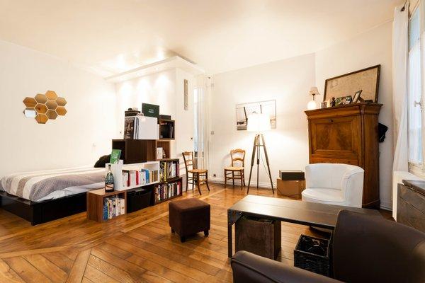 Luxury and Comfort Studio Porte Maillot - фото 6