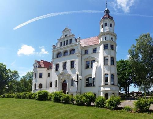 Апартаменты «Schloss Gross Lusewitz», Заниц