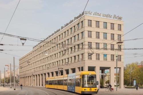 Motel One Dresden am Zwinger - фото 23