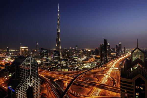 Sofitel The Palm, Дубай, Курорт и Спа - фото 21