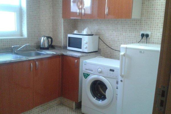 Al Smou Hotel Apartments - фото 13