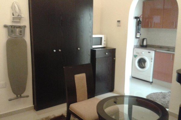 Al Smou Hotel Apartments - фото 15