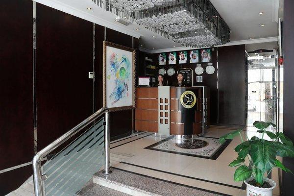 Al Smou Hotel Apartments - фото 19