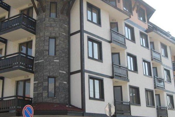 Snow Lodge Alexander Services Apartments - фото 12