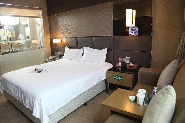 GreenTree Alliance Shenzhen Shekou Sea World Hotel - фото 1