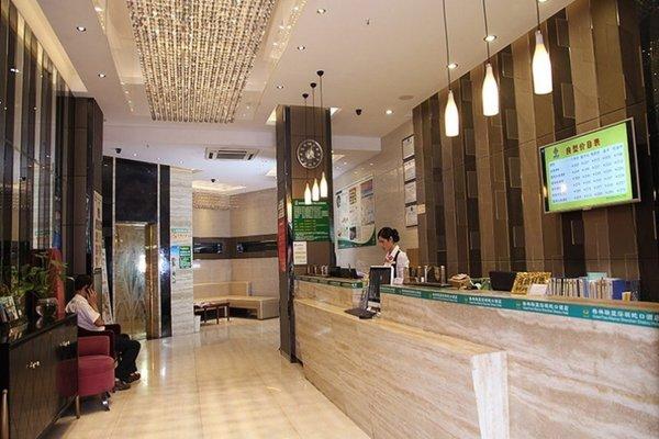 GreenTree Alliance Shenzhen Shekou Sea World Hotel - фото 18