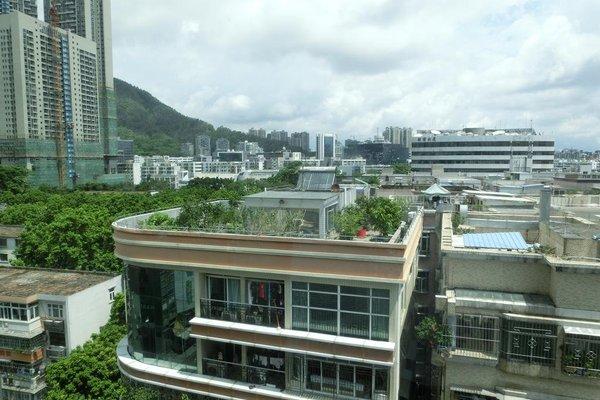 GreenTree Alliance Shenzhen Shekou Sea World Hotel - фото 23