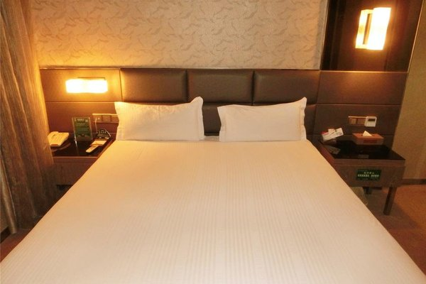 GreenTree Alliance Shenzhen Shekou Sea World Hotel - фото 8