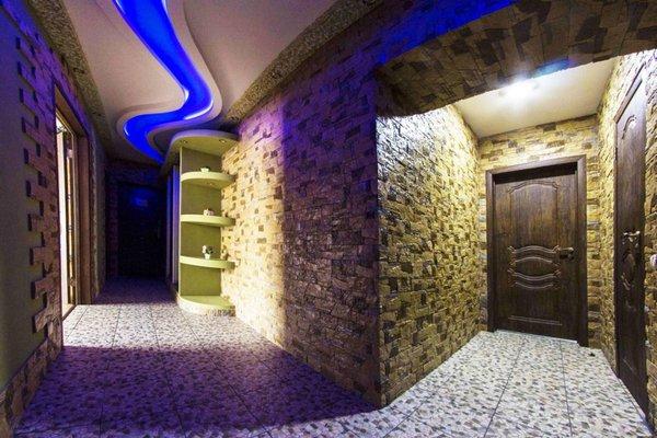 Апартаменты Хоум Отель на Менделеева - фото 11
