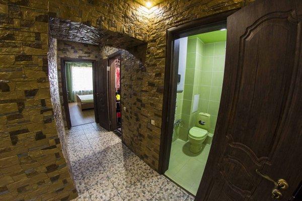 Апартаменты Хоум Отель на Менделеева - фото 13