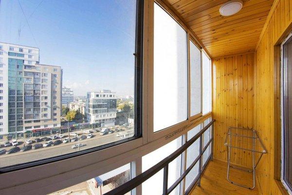Апартаменты Хоум Отель на Менделеева - фото 17